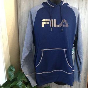FILA Hooded Pullover
